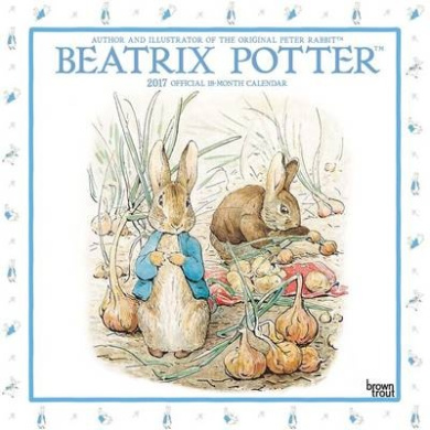 Beatrix Potter 2017 Square