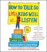 How to Talk So Little Kids Will Listen [Audio]