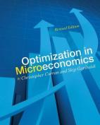 Optimization in Microeconomics