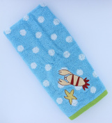 Just For Kids Undersea Hand Towel - 100% Cotton - 41cm by 70cm