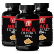 Maca enhancement - Maca 1600mg 4:1 Extract - Balances mood