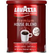 Lavazza Coffee - Can - Ground - Premium House Blend - 300ml - 1 each - Gluten Free - Dairy Free - Yeast Free - Wheat Free-Vegan
