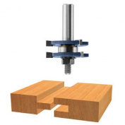 Router table insert homeware buy online from fishpond 06cm 3 wing tongue and groove router bit keyboard keysfo Choice Image