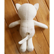 Organic Cotton Baby First Doll (No Dyeing Natural Organic Cotton) ...