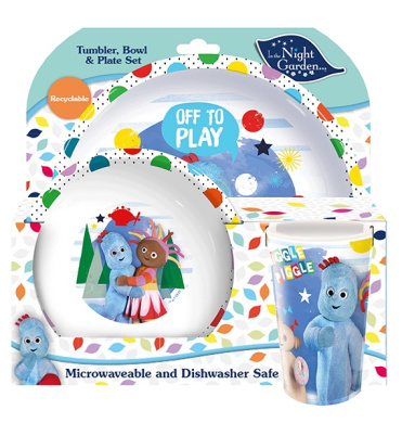 'In The Night Garden' Mealtime Set