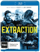 Extraction (Bluray) [Blu-Ray] [Region B] [Blu-ray]