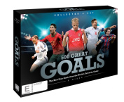 500 Great Goals Collector's Set [DVD_Movies] [Region 4]