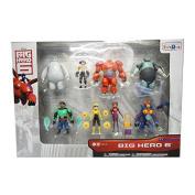 Ultimate Big Hero 6 Figure Collection