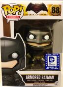 Funko POP! Heroes Armoured Batman Legion of Collectors Exclusive DC Comics Collectible