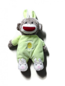 Baby Starters Plush Monkey Happy Easter