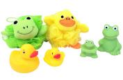 Baby Bath Time Bundle - 4 Items