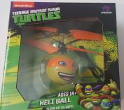 Nickelodeon Teenage Mutant Ninja Turtle Heli Ball Orange Michelangelo