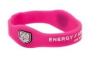 Energy Armour - Best Negative Ion Silicone Wristband - Enhance your sports performance with more Balance, Power & Flexibility - Various Colours