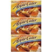 Alpine, Spiced Cider, Sugar Free Apple Flavoured Drink Mix, 40ml Box