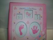Precious Baby Photo Album Pink