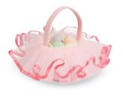 Mud Pie Baby Girl Easter Tutu Basket
