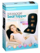 Massage Seat Topper With Soothing Heat