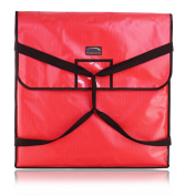 New Star 50400 Insulated Pizza Delivery Bag, 24 by 60cm by 13cm , Red