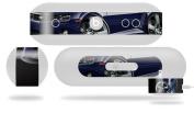 2010 Camaro RS Blue Dark Skin fits Beats Pill Plus