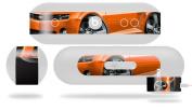 2010 Camaro RS Orange Skin fits Beats Pill Plus