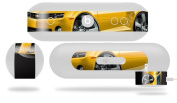 2010 Camaro RS Yellow Skin fits Beats Pill Plus