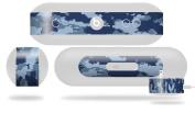 WraptorCamo Digital Camo Navy Skin fits Beats Pill Plus