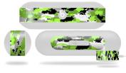 WraptorCamo Digital Camo Neon Green Skin fits Beats Pill Plus
