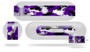 WraptorCamo Digital Camo Purple Skin fits Beats Pill Plus