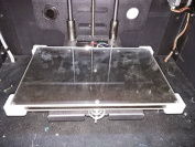 Complete Borosilicate Glass Plate Kit for Flashforge Creator Pro and Dreamer, No Z Shim Required