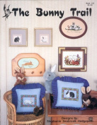 Pegasus Originals The Bunny Trail Counted Cross Stitch Leaflet
