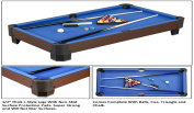 Sharp Shooter 100cm Table Top Pool Table
