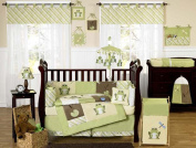 Leap Frog Collection 9pc Crib Bedding Set