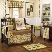Cyprus 4 Piece Baby Crib Bedding Set by Cocalo Couture