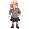 Hermione Inspired Doll Clothes for American Girl Dolls