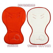 Baby car seat buggy INSERT LINER - REVERSIBLE Summer and Winter 2-in-1