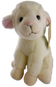 22cm Animal Planet Farmyard Cuddly Plush - Sheep - Soft Toys
