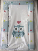 Baby Changing mat Love Owl