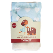 Moover Mini Pram Bedding Set
