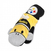 Pittsburgh Steelers Youth Mascot Mittens S/M