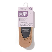 Darn Tough Women's Super Smooth Sockettes 3 Pack