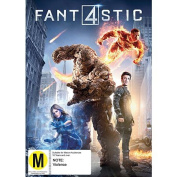 The Fantastic Four DVD