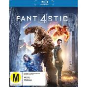 The Fantastic Four Blu-ray [Region 4]