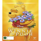 The Many Adventures of Winnie the Pooh DVD [Region 4]