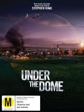 Under The Dome Series 1 DVD