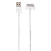 Necessities Brand 30 Pin Cable 1m White