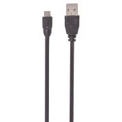 Necessities Brand Micro USB Cable 1m Black