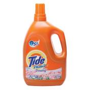 Tide Plus Downy Laundry Liquid Bottle 2.7L