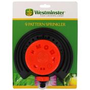 Westminster 9 Pattern Sprinkler