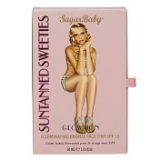 Sugarbaby Suntanned Sweeties Glowtion Mineral Bronze Face Tint SPF15