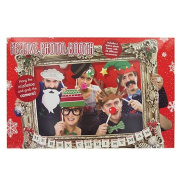 Festive Photo Booth Props